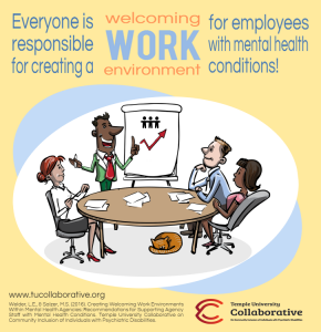 link to meme on welcoming work environments