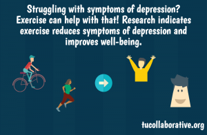 link to meme on exercise and depression
